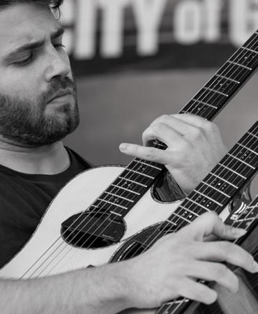 A Locarno il festival City of Guitars
