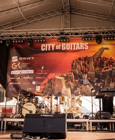 Svelato il programma di Locarno City of Guitars